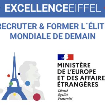 Logo Bourse d'excellence EIFFEL